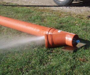 Spuling af kloak - rense kloakrør